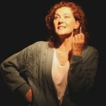 Isabella Carloni interpreta Alda Merini
