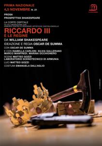 LOCANDINA-Riccardo-III-e-le-regine