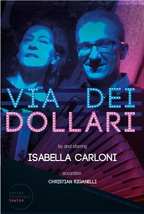 Via dei dollari Isabella Carloni